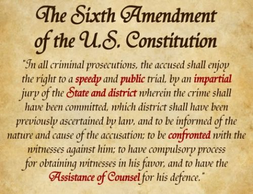 Does everyone who wants the 2nd amendment repealed realize that the 4th amendment has to go to enforce it?