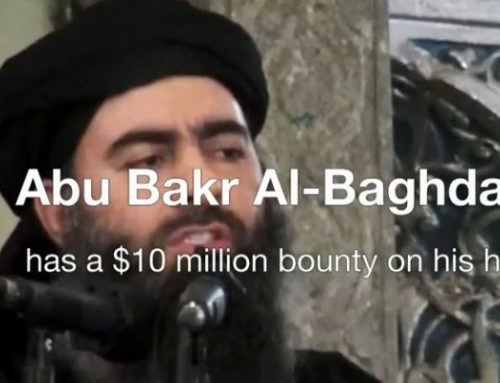 BOUNTY ON  – ABU BAKR AL-GABHDADI'S HEAD. 10 MILLION DOLLARS!